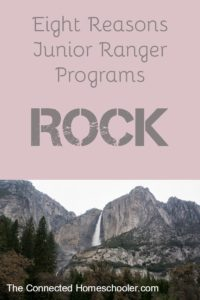 Eight Reasons Junior Ranger Programs Rock