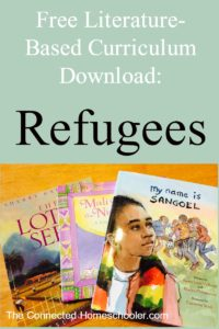 Free Literature-Based Curriculum Download: Refugees
