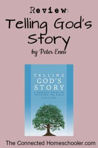 Review: Telling God's Story by Peter Enns